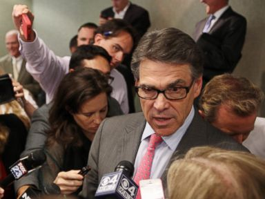 Rick Perry Doesn't 'Really Understand the Details' of Indictment