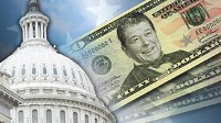 "Photo: ""All About the Ronnies, Baby?"" Republican Congressman Pushing to Put Reagan on $50 Bill: Will it Be Goodbye to Ulysses S. Grant? Treasury May Have Final Say"