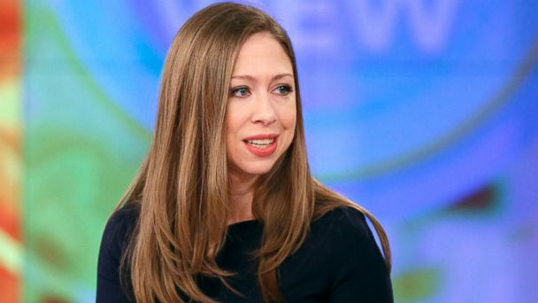 PHOTO: Chelsea Clinton is the guest on ABC's