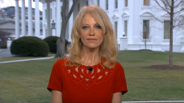 PHOTO: Kellyanne Conway appeared on