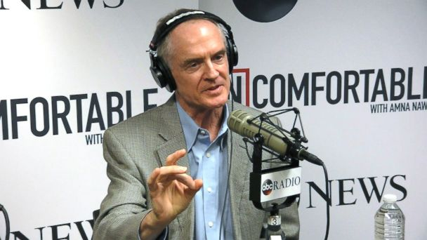 PHOTO: Jared Taylor explains his views on what he calls