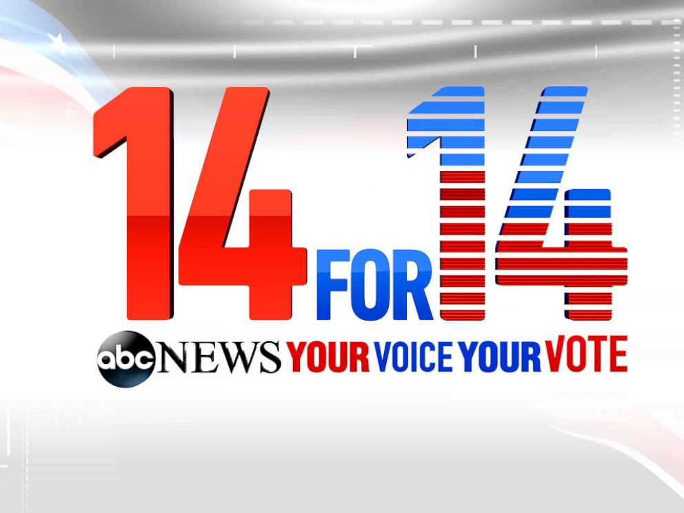PHOTO: 14 for 14 is a new project that will be tracking the midterm elections.