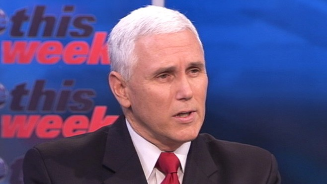 VIDEO: Mike Pence on 2012 Presidential Run