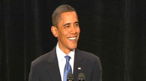 Video of Obama in Baltimore at the GOP retreat.