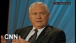 ABC News video of Secretary of Defense Robert Gates on Genera