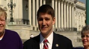 Video of Ohio Democrat John Boccieri on health care bill.
