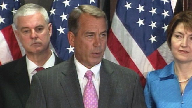 VIDEO: Speaker Boehner: Long Term CR 'Right Move'