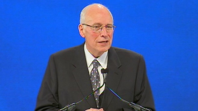 VIDEO: Dick Cheney: History is Begining To Come Around