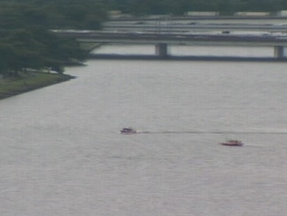 Video of training exercise on the Potomac River.