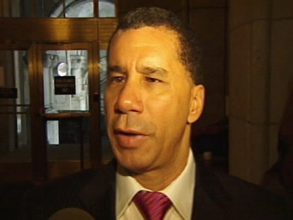 Video of David Paterson