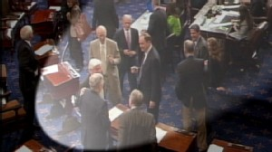 Video of Senator Dodd and Senator McConnell talking on Senate Floor