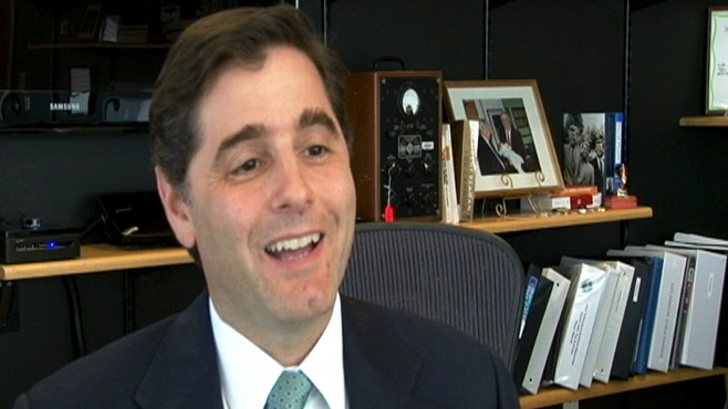 "Video of FCC chairman Genachowski on ""bill shock."""