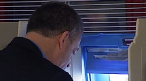 VIDEO: Senator Russ Feingold Votes