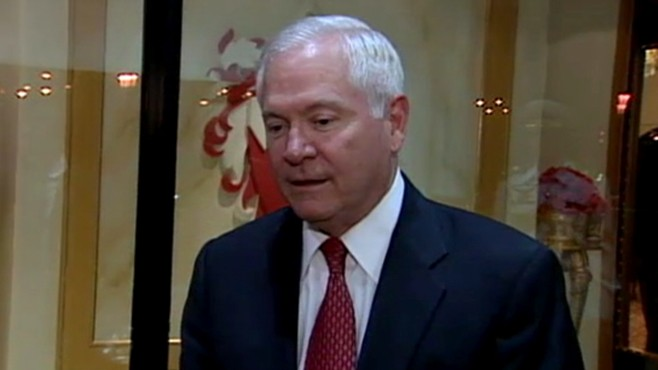 VIDEO: DOD Secy Robert Gates: Our People Are OK