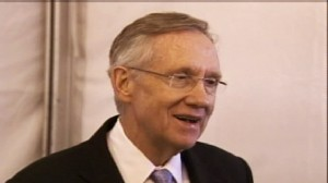 Video of Senator Harry Reid saying he has apologized to President Obama.