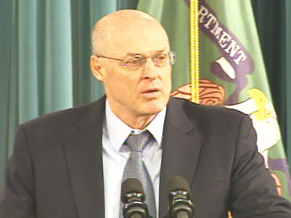 pic of treasury secretary henry paulson