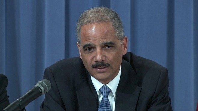 VIDEO: Holder Says GITMO Transfers Ban is 'Unwise'