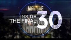 "PHOTO:ABC News ""Nightline"" is providing extensive cross-platform coverage of the final 30 days ahead of Election night."