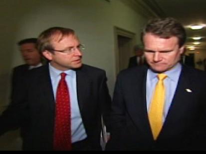 Video of Bank CEOs at financial hearing on bonuses, Wall Street.