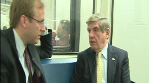 Video of ABC News Subway Series with Jonathan Karl