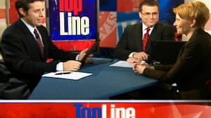 "Video of ABCs ""Top Line"" With David Chalian, Rick Klein and Ana Marie Cox."