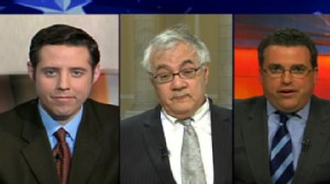 Video of Barney Frank on Top Line.
