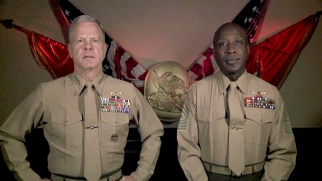 VIDEO: Marine Generals message on DADT repeal