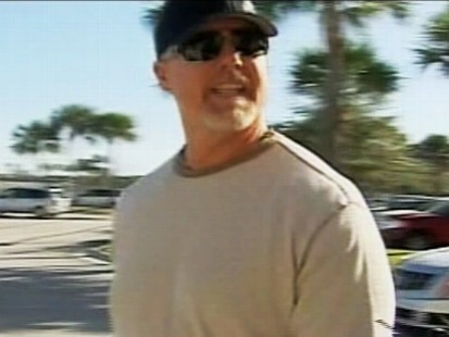 Video of Mark McGwire arriving at Spring Training.