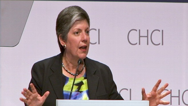 Video of Secretary Napolitano at Congressional Hispanic Caucus Institute event.