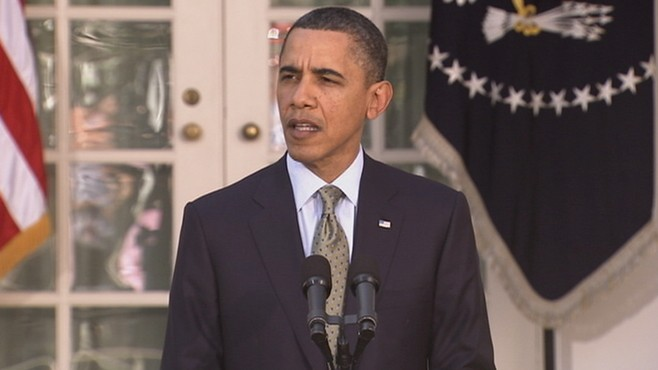 VIDEO: Obama: U.S. Nucelar Power Declared Safe