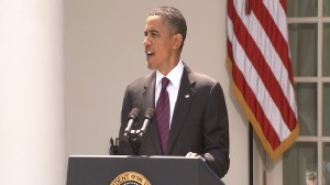 Video: President Obama calling on Senate to pass Disclose Act.