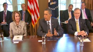 Video of President Obama on financial reform.