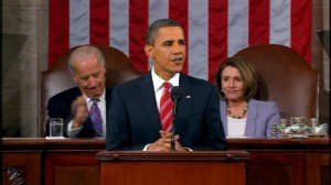 ABC News video of President announcing tax cuts for students during SOTU.