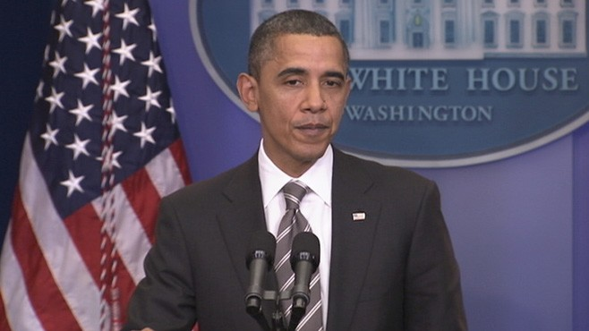 VIDEO: Obama: Boehner 'Can't Just Stand On The Sidelines'