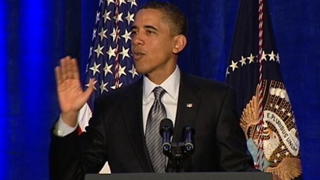 VIDEO: Obama on Health Care: Granny is Safe