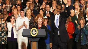 Video of President Barack Obama in Ohio talking about Natoma Canfield.