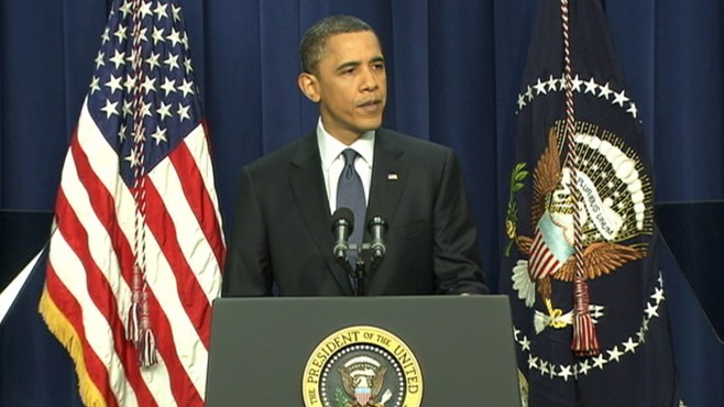 VIDEO: Obama: Japan Quake Potentially Catastrophic Disaster