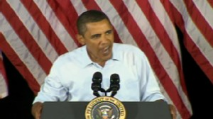 ABC News video of Obamas Labor Day speech in Ohio.