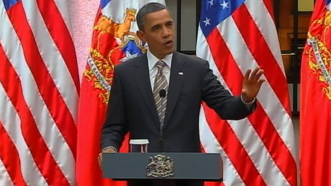 VIDEO: Obama on Libya: 'We Decided To Move Forward'