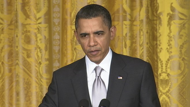VIDEO: Obama: NFL Should Resolve It Without Me