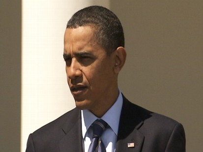 Video of President Barack Obama remarks on Off-Shore drilling and recent oil spill.
