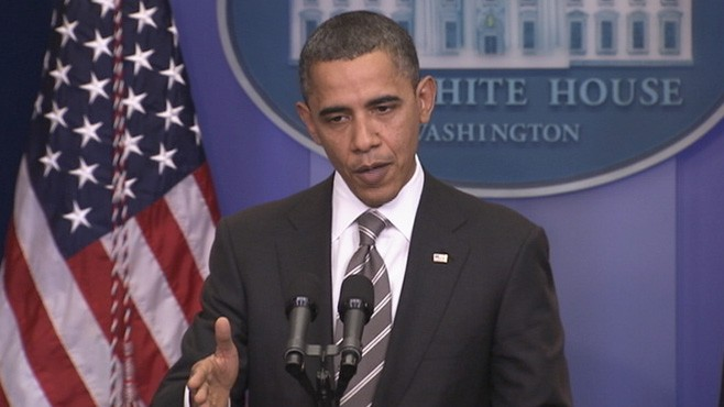 VIDEO: Obama: We Cant Get My Preferred Option Through