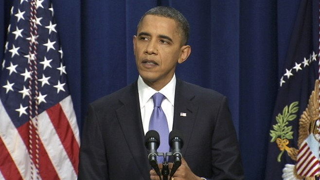 VIDEO: Obama: 'We Are Not Doomed To This Gridlock'