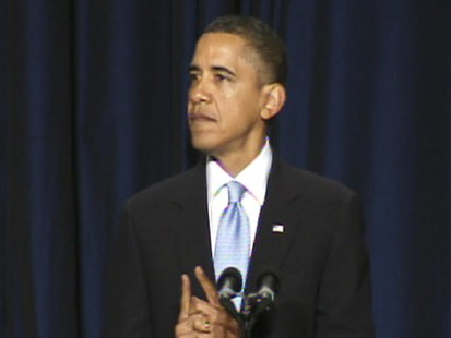 Video of President Obama at the prayer breakfast, jokes about nationality.