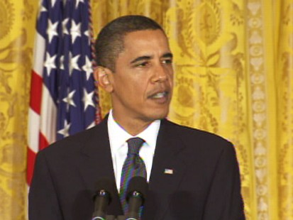 Video of Obama talking about the Consumer Financial Protection Agency