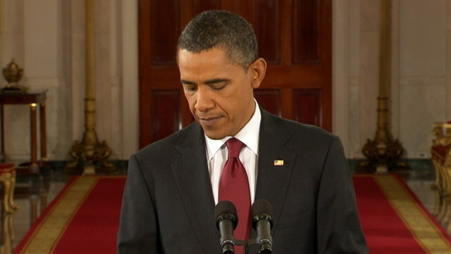 VIDEO: Obama: 'I Take Responsibility'