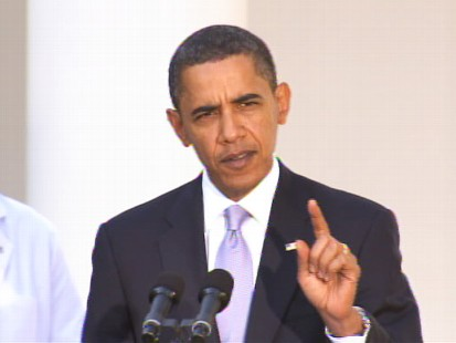 Video of President Obama making his case for health care reform.