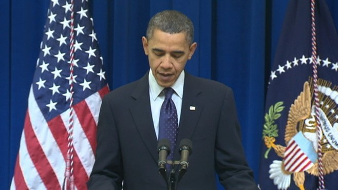 VIDEO: Obama: Tax Debate Will Determine Economy