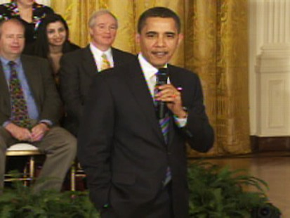 Video of President Obama answering a popular online question about legalizing marijuana.