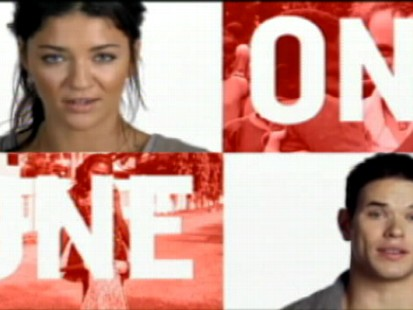 Video from the ONE campaign with stars urging youth to fight poverty and disease.